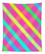 Textured Check Tapestry