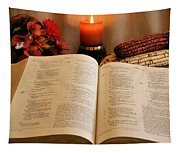 Thanksgiving Psalm 18 Tapestry