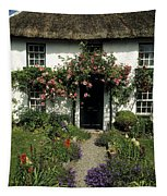 Thatched Cottage, Carlingford, Co Tapestry