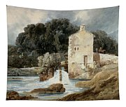 The Abbey Mill - Knaresborough Tapestry