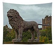 The Alnwick Lion Tapestry