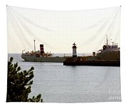 The Alpena Ship Tapestry