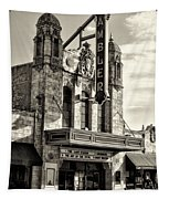 The Ambler Theater In Sepia Tapestry
