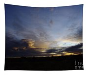 The Autumn Sky  Tapestry
