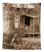 The Back Door Tapestry