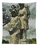 The Baptism Tapestry