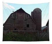 The Barn II Tapestry
