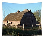 The Barn Iv Tapestry