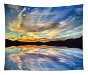 The Beauty Before The Darkness Tapestry