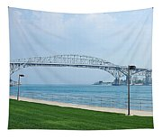 The Blue Water Bridge  Tapestry