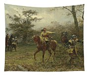 The Boscobel Oak Tapestry