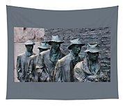 The Breadline Franklin Delano Roosevelt Memorial Tapestry