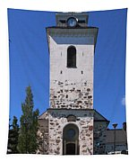 The Church Of Kuopio Tapestry