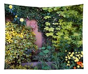 The Courtyard Garden, Fairfield Lodge Tapestry