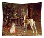 The Critics Tapestry