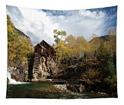 The Crystal Mill Tapestry