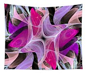 The Dancing Princesses Abstract Tapestry