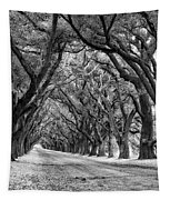 The Deep South Monochrome Tapestry