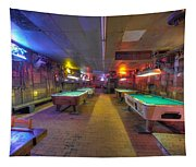 The Dixie Chicken Tapestry