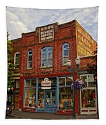 The Dixon Building In Grants Pass Tapestry