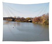 The Erie Canal Crossing The Genesee River Tapestry