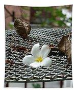 The Fallen Flower Tapestry