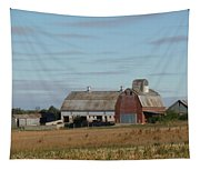 The Farm II Tapestry