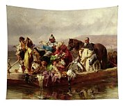 The Ferry  Tapestry