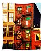 The Fire Escape Tapestry