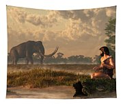The First American Wildlife Artist Tapestry