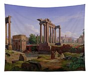 The Forum Rome  Tapestry