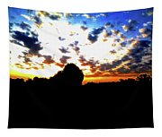 The Gift Of A New Day Tapestry