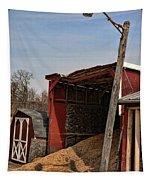 The Grain Barn Tapestry