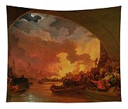 The Great Fire Of London Tapestry