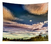 The Heavy Clouds Tapestry
