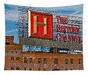 The History Channel Tapestry