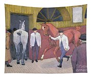 The Horse Mart  Tapestry