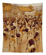 The Hounds Began Suddenly To Howl In Chorus  Tapestry