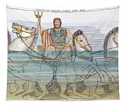 The Iliad: Neptune, 1805 Tapestry
