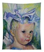 The Iris Princess Tapestry