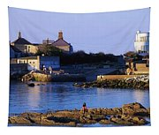 The James Joyce Tower, Sandycove, Co Tapestry