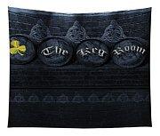 The Keg Room Version 5 Tapestry