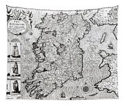 The Kingdom Of Ireland Tapestry