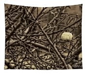 The Last Little Apple On The Tree Tapestry