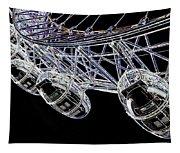 The London Eye  Tapestry