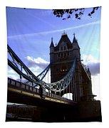 The London Tower Bridge Tapestry