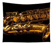 The Lying Sax Tapestry