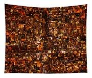 The Masses Of Metropolis Tapestry