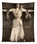 The Merry Widow Tapestry