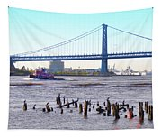 The Mighty Delaware River Tapestry